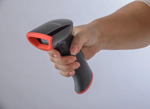Сканер штрихкода беспроводной АТОЛ Impulse 12 BT 52594
