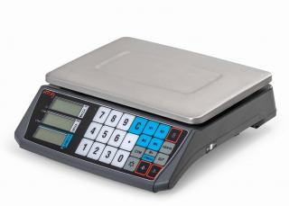 Весы торговые АТОЛ MARTA (без стойки) с поверкой