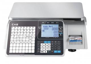Весы CAS CL3000J-30P (Ethernet) со стойкой
